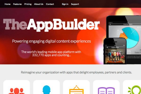 The AppBuilder ile Mobil Uygulama Yapma