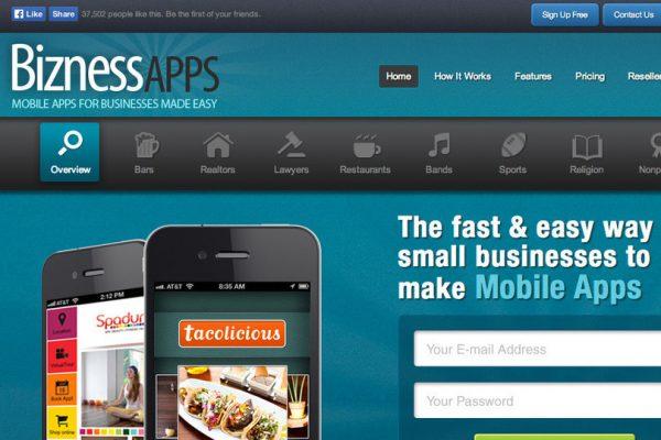Biznessapps ile Mobil Uygulama Yapma