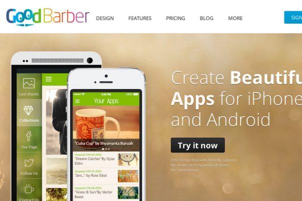 GoodBarber ile Mobil Uygulama Yapma