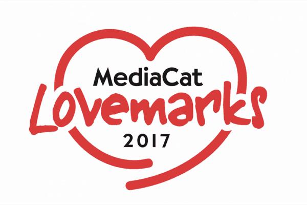 MediaCat Lovemarks 2017