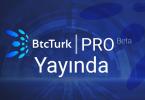 BtcTurk'ten Profesyoneller için Yeni Site: BtcTurk | PRO