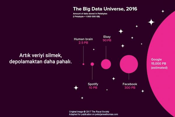 Dijital Dünyanın Liderleri ve Big Data