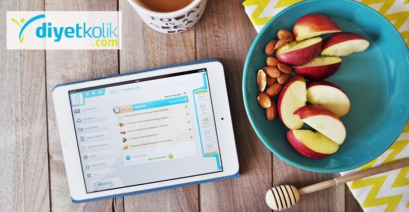 diyetkolik - diyet uygulamaları