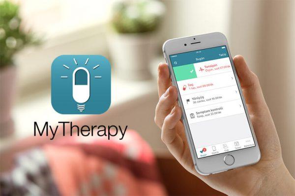 mytherapy uygulaması