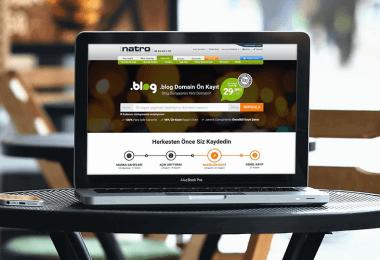 Natro, Yayınladığı İnfografik İle Domain Sektörüne Işık Tuttu.
