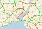 Yandex Haritalar, 1 Milyon Kilometrenin Üzerinde Yol Uzunluğuna Ulaştı